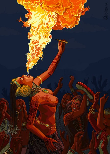 fire-shamanic-dance-elena-dolgova