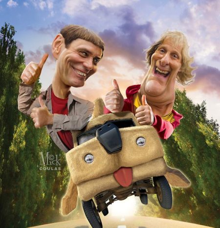 Dumb and Dumber To. Prints Available.