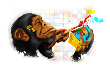 chimp_by_jrdragao