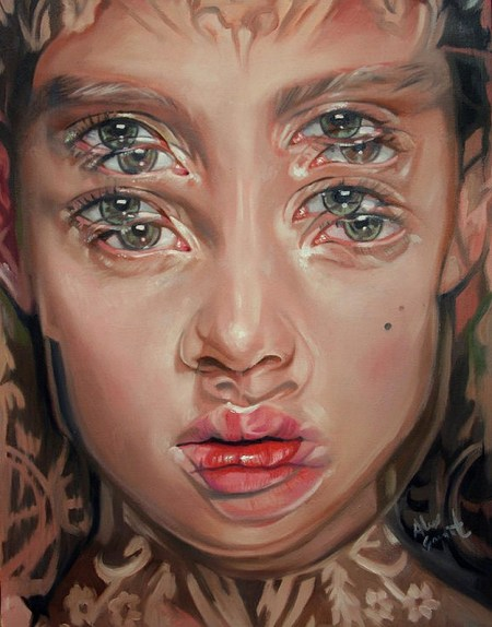 gorgeously-surreal-portraits-painted-to-resemble-double-vision-09
