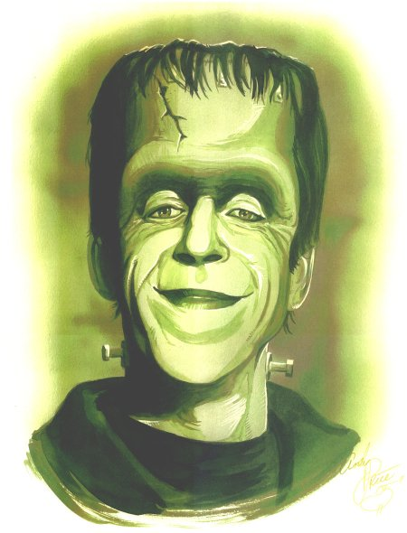 herman_munster_portrait_by_andypriceart-d4egdop