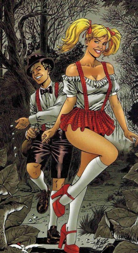 Porno HäNsel Und Gretel