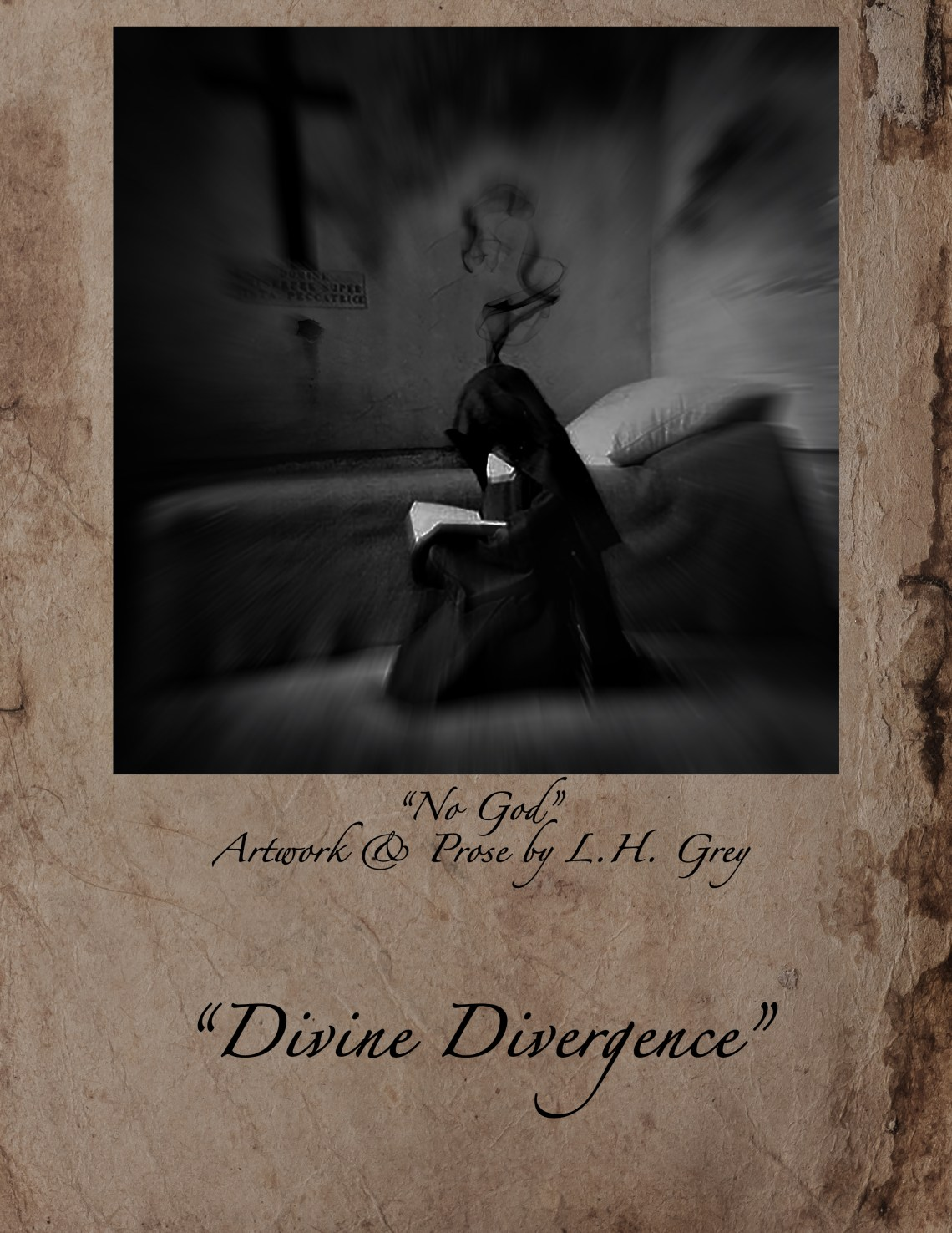 Cover Page Divine Divergence