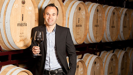 Afbeeldingsresultaat voor iniesta wine