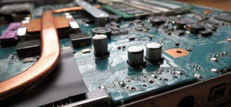 Gambar perangkat elektronika