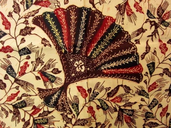 Gambar motif batik Madura