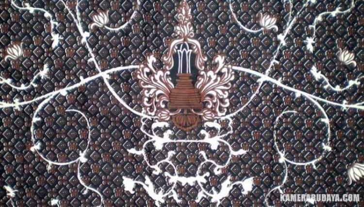 Gambar motif batik  Malang