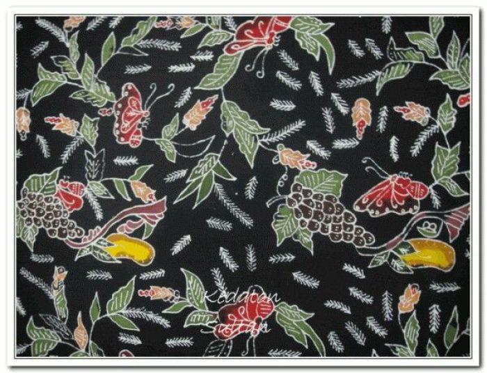 Gambar motif batik Probolinggo