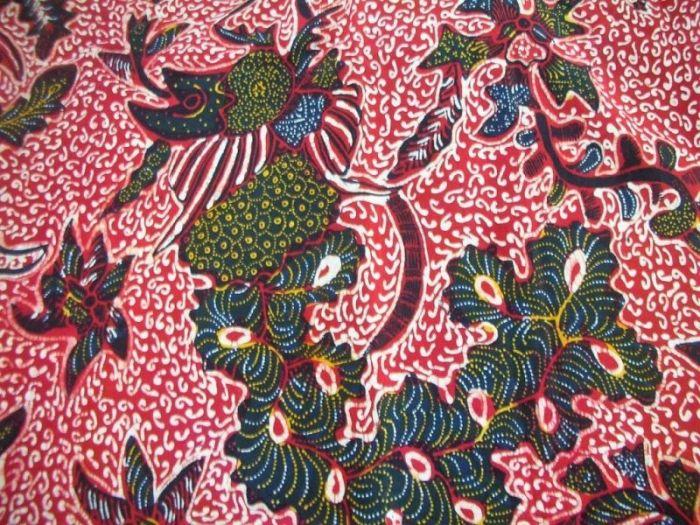 Gambar motif batik Sidoarjo
