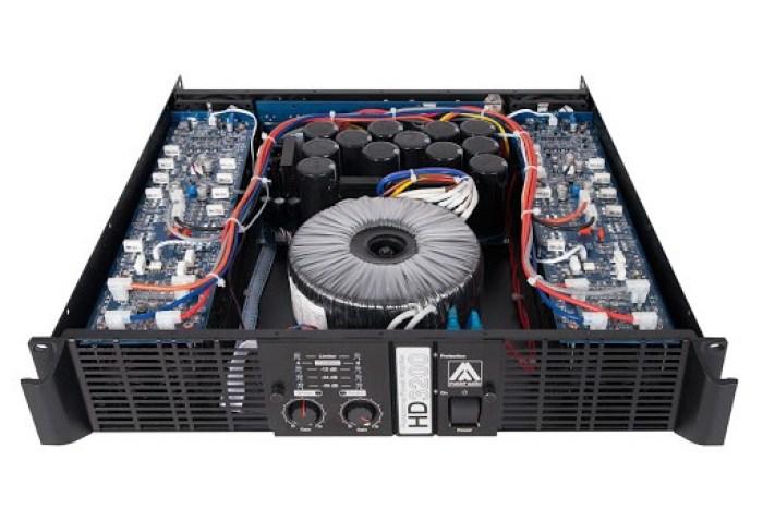 Contoh gambar amplifier