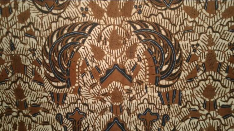 Gambar motif batik semen