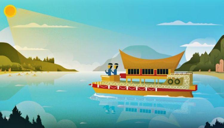 Memetik hikam dan pesan moral dari cerita Danau Toba