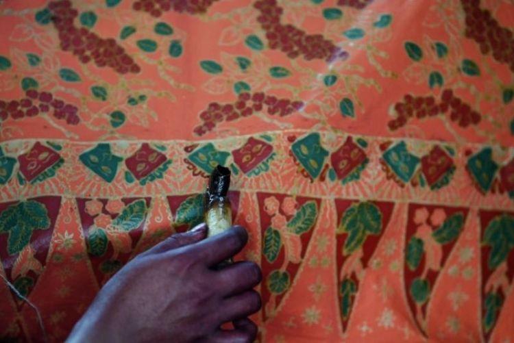 Gambar ragam ciri khas batik