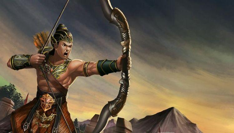 Kisah Ramayana dalam dongeng anak