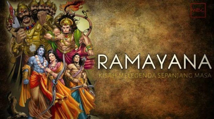 Cerita Ramayana dalam budaya Nusantara