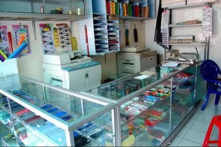 Gambar contoh bisnis fotocopy