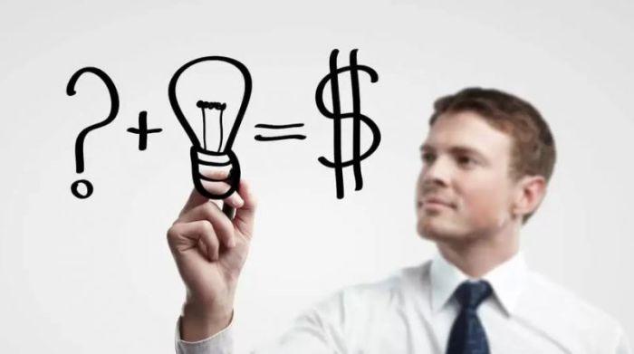 Contoh gambar 16 ide bisnis yang bisa menguntungkan