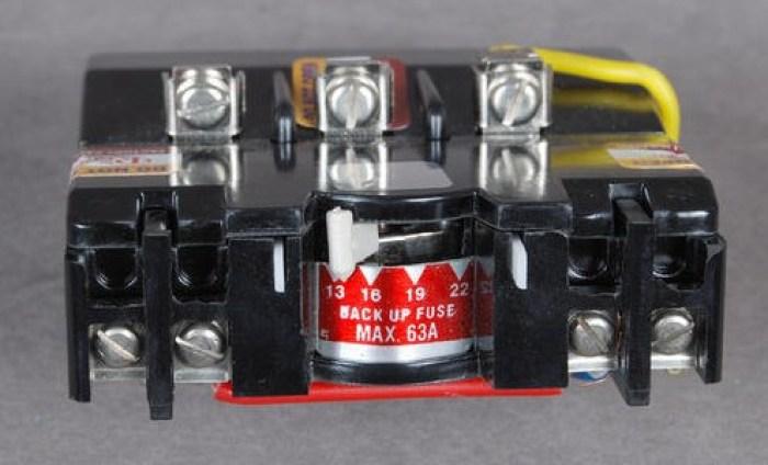 Gambar pengertian dari thermal overload
