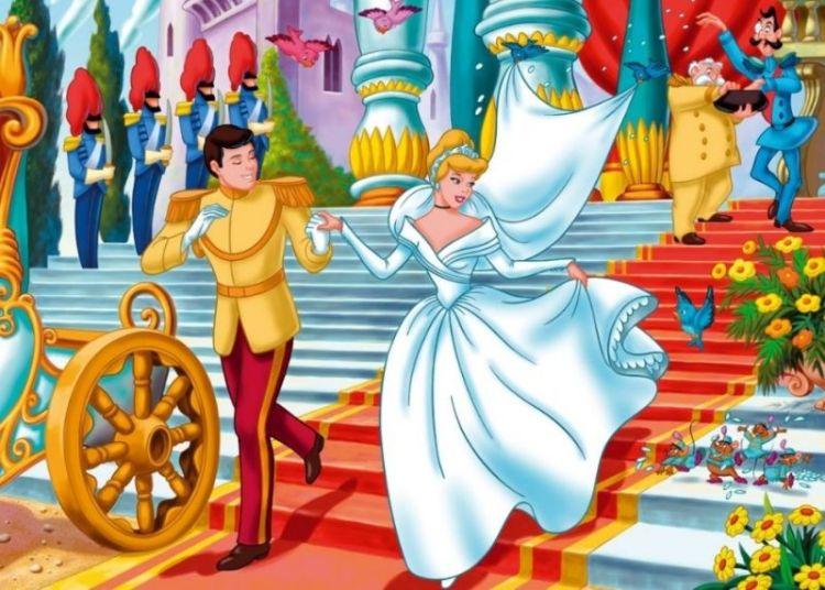 Ilustrasi pesta dansa
