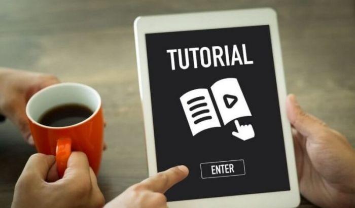 Contoh ide bisnis tutorial online