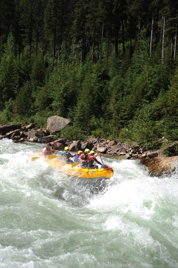 Glacier Raft Company 1