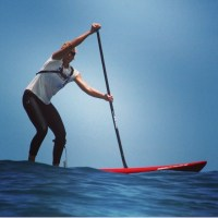 Paddle Boarding in Exmouth