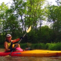 A Mother's Day To Never Forget: Kayaking Fun & Misadventures