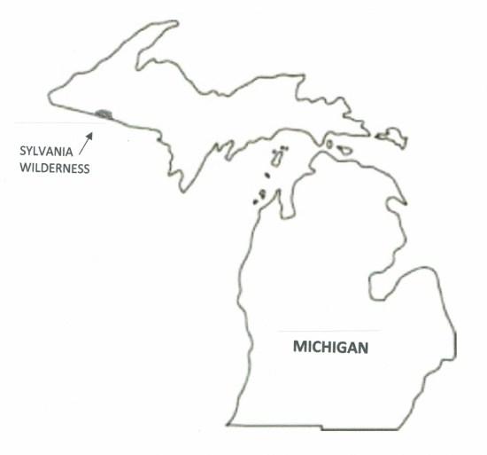 Sylvania location in Michigan