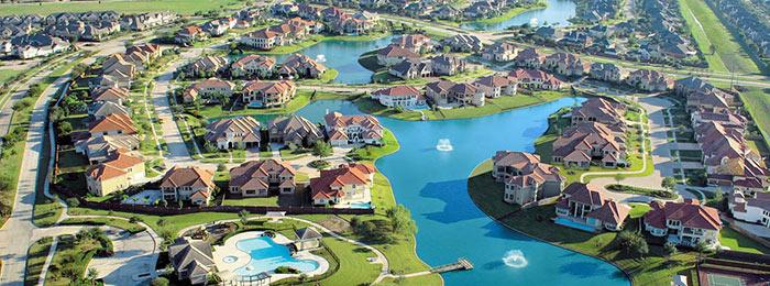 Houston Master Planned Communities