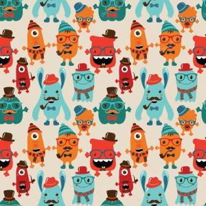 Virus Monsters