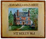 Bay Ruff John Woolman's House