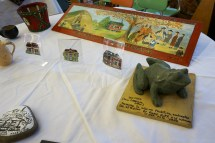 Bay Ruff artwork display at Westfield Meeting 3