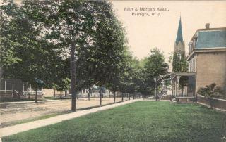 5th & Morgan Aves., Palmyra, N.J.