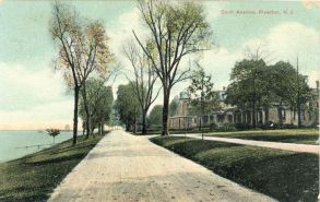 Bank Ave. 1908