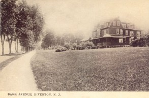 Bank Ave. 1917