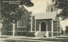 Central Baptist Church, Palmyra, N.J.