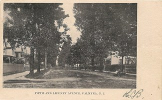 Fifth and Leconey Avenue, Palmyra, NJ