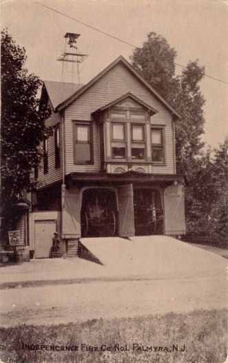 Independence Fire Co. No. 1, Palmyra, N.J. c.1917