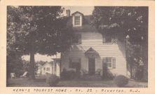 Kern's Tourist Home, Rt. 25, Riverton, NJ