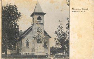 Moravian Church, Palmyra, N.J.