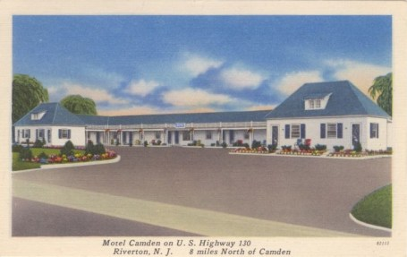 Motel Camden, Rt. 130, Riverton, NJ