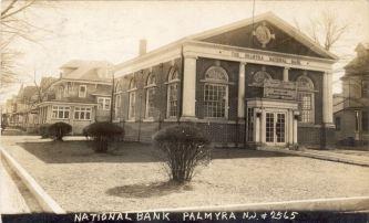 National Bank Palmyra, N.J. c.1930