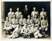 Palmyra High School Baseball Team