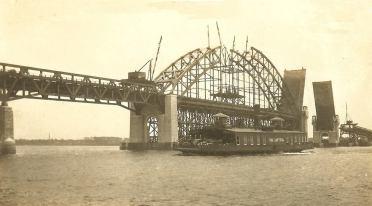 Tacony-Palmyra Bridge & ferry RPPC