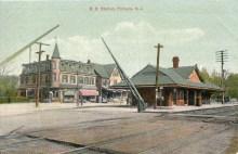 R.R. Station, Palmyra, NJ