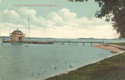 Riverton Yacht Club and Pier, Riverton, NJ