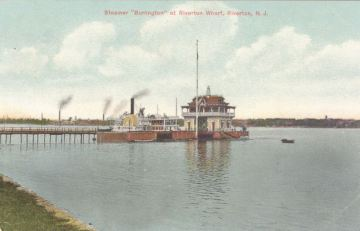 Riverton Yacht Club & Steamer Burlington