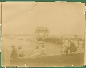 Riverton Yacht Club - unknown year - original scan
