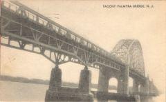 Tacony Palmyra Bridge, N.J. c.1939