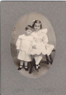 eBay Clara Atlee & Charles Biddle Atlee Lothrop photo